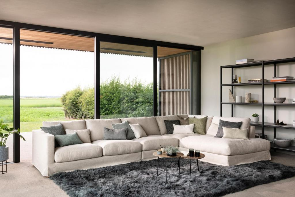 Linen Life sofa by Ter Molst